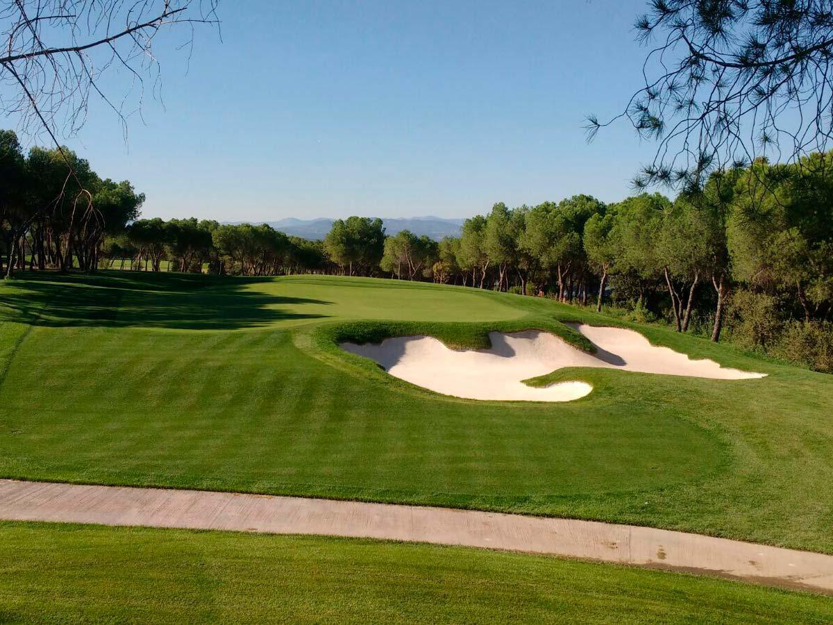 Real Club de la Puerta de Hierro - Surtec Golf Agronomy